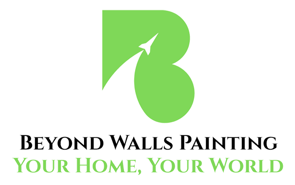 Beyond Walls Painting's Logo